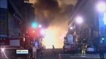 Gas explosion in Taiwan kills 25 people