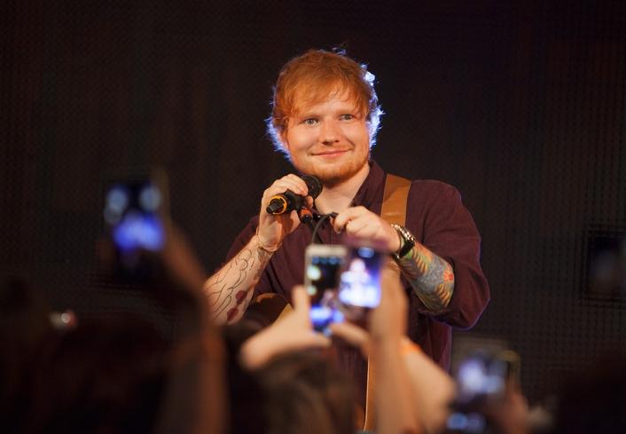 Essay:  Ed Sheeran, the ordinary becomes extraordinary