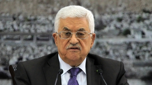 Mahmoud Abbas made the statement in Eygpt