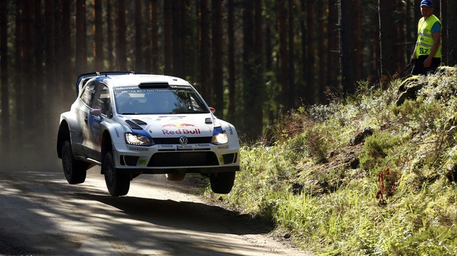 Jari-Matti Latvala: 'We pushed hard and took some really big risks'