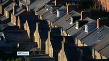 Fall in number of homes in negative equity