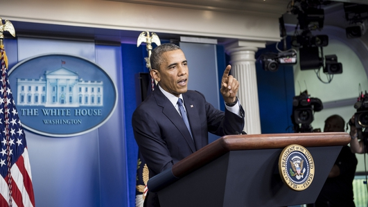 President Obama considers airstrikes in Iraq