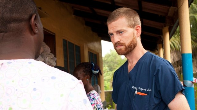 Dr Brantly is to be transferred back to the US