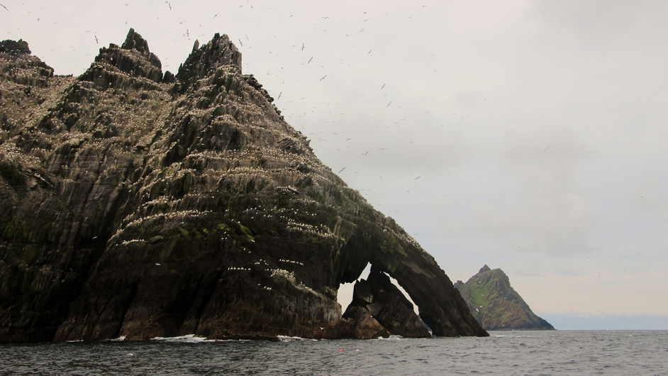 The Skelligs (Pic: Bridget Daly)