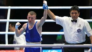Paddy Barnes will box for Ireland on Friday