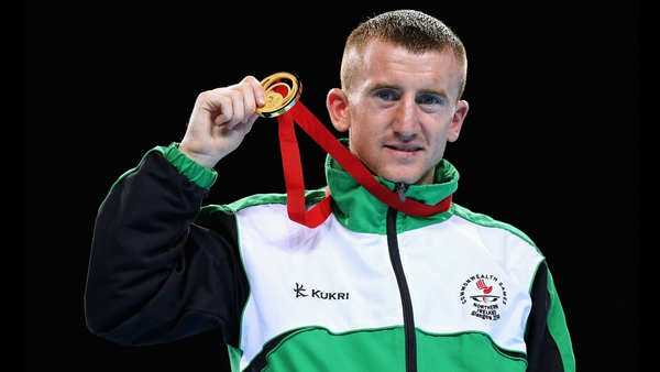 Paddy Barnes is a two-time Commonwealth Games champion