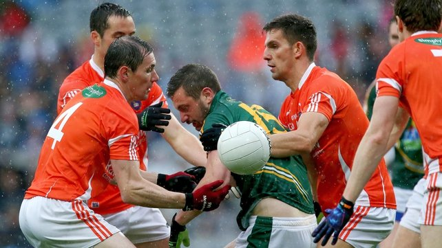 Armagh deservedly booked their place in the All-Ireland quarter-final