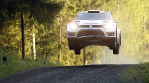 Jari-Matti Latvala leads his home rally in Finland
