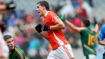 Former Armagh player Aidan O'Rourke feels Armagh's match to the All-Ireland quarter-final is full merited