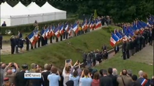 Ceremonies held to mark outbreak of WWI