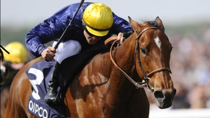 Baron Edouard De Rothschild's  Esoterique won the race named in honour of his father at Deauville