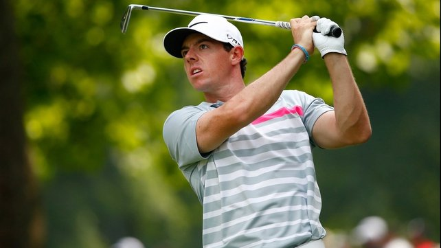 Rory McIlroy is hoping to make it three wins from three at the US PGA Championship