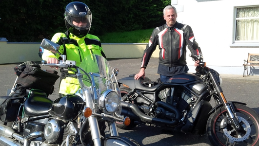 Bikers On A Mission