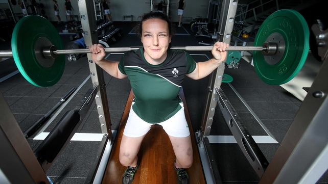 Paula Fitzpatrick will start at blindside flanker for Ireland