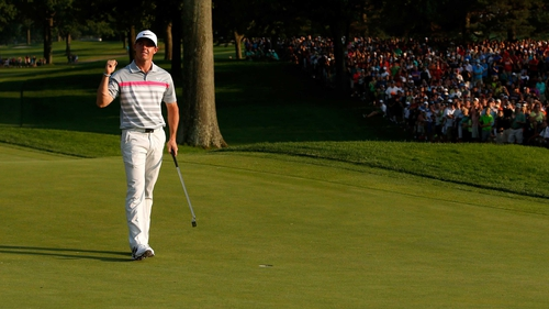 Rory McIlroy's form has soared over the last three weeks