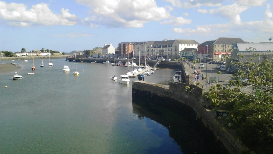 Dungarvan Quay, Co Waterford (Pic: Susan McGrath)