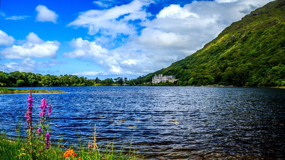 Kylemore Abbey, Co Galway (Pic: Mike Kinsella)