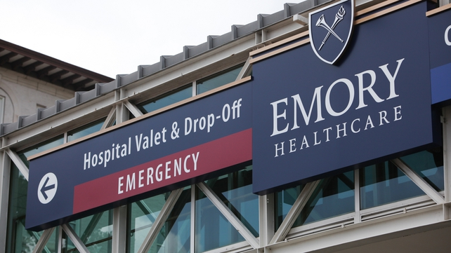 Nancy Writebol is being treated in a special isolation ward at Emory University Hospital in Atlanta
