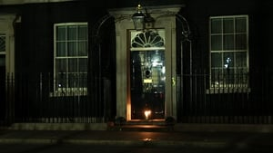 British Prime Minister David Cameron had asked Britons to switch off all but a single light in their homes for an hour