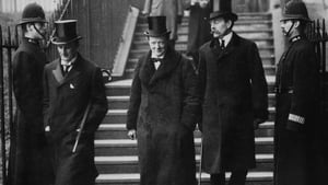 Edward Grey (left) said: 'The lamps are going out all over Europe. We shall not see them lit again in our lifetime.'