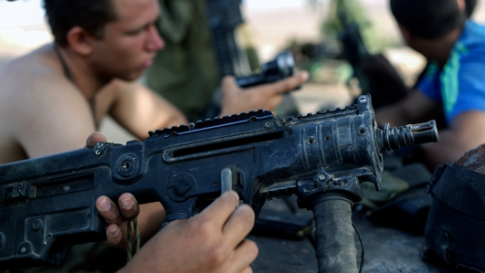 Israel withdraws troops from Gaza