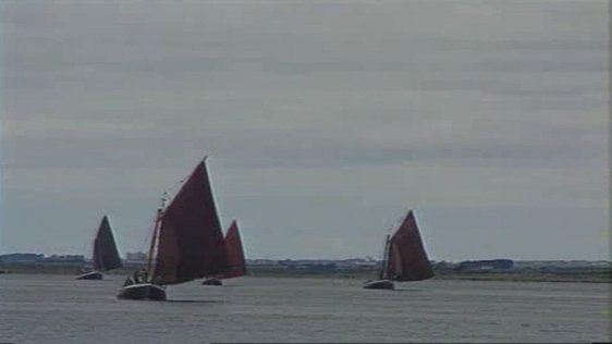 Boats at Kinvara (1994)