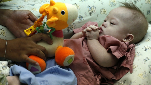 Reports say Gammy needs surgery for a congenital heart condition