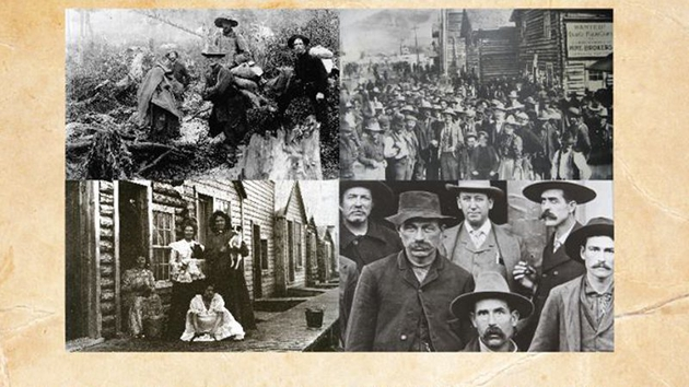 Open castings are being held in Galway today for new TV drama Klondike
