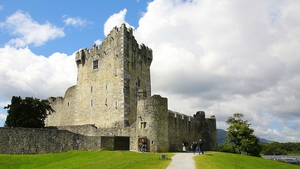 Ross Castle, Killarney (Pic: Barry Naughton)