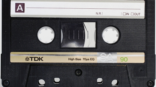 """""""Cassette is the most compatible format with the DIY ethos prevalent in many underground music scenes"""""""