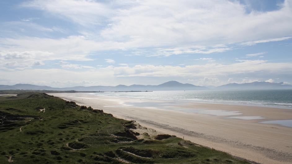 Banna Beach, Co Kerry (Pic: Bryan Slattery)