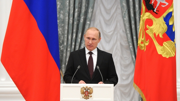 Vladimir Putin said the government had already proposed a number of measures