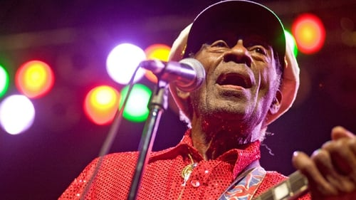 Chuck Berry, performing in September 2011