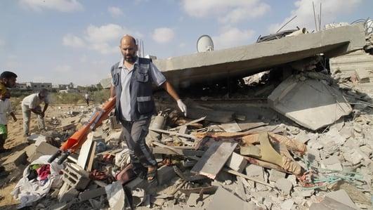 Despite ceasefire humantarian situation is poor in Gaza