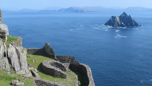 The Skellig Islands, off the coast of Co Kerry (Pic: Donie Moynihan)