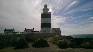 The lighthouse at Hook Head, Co Wexford (Pic: Laura Byrne)
