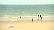 Restrictions in place on number of beaches in Wicklow and Dublin