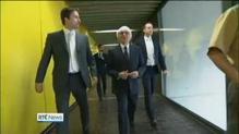 German  court halts Ecclestone bribery hearing