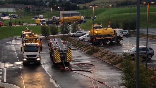 Investigation begins into Letterkenny General Hospital flooding