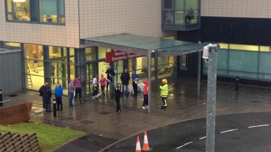 Letterkenny General Hospital hit by flooding again