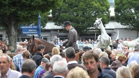 Dublin Horse Show begins Wednesday