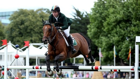 Dublin Horse Show begins today