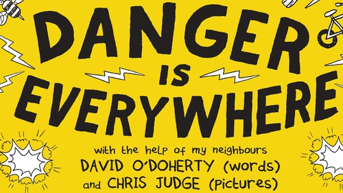 """Described as """"Diary of a Wimpy Kid meets The Dangerous Book for Boys"""", Danger Is Everywhere is a very special type of survival handbook"""