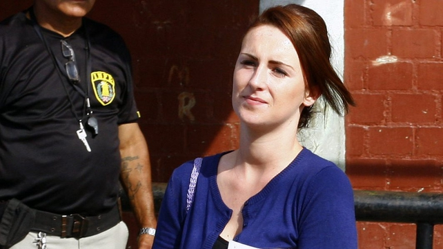 Michaella McCollum pleaded guilty to drug smuggling last December