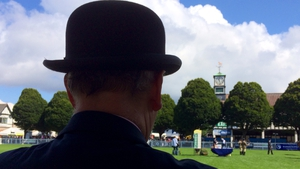 Bowler hats, horses, champagne and strawberries at the RDS Dublin Horse Show