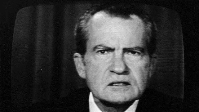 It is 40 years since former US president Richard Nixon made public the tape recording known as the 'smoking gun'
