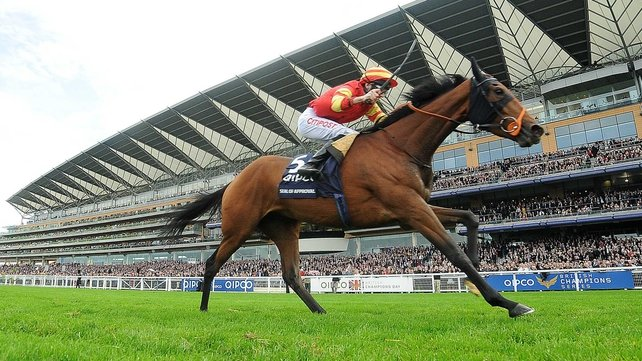 Seal Of Approval looks set for a run out at Ascot