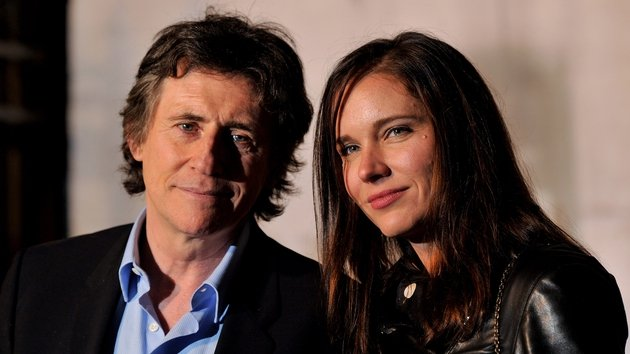 Gabriel Byrne and Hannah Beth King