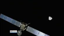Rosetta makes history by arriving at target comet