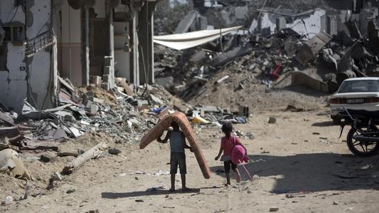 Gaza -Ceasefire ends